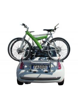 Porte-vélos FABBRI BICI OK pour Hayon