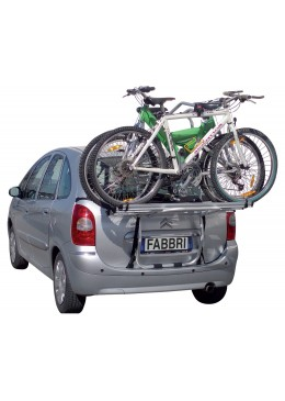 Porte-vélos FABBRI BICI OK 2 vélos pour Hayon