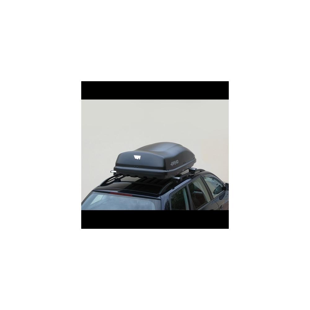 coffre de toit farad f3 marlin 400l noir. Black Bedroom Furniture Sets. Home Design Ideas