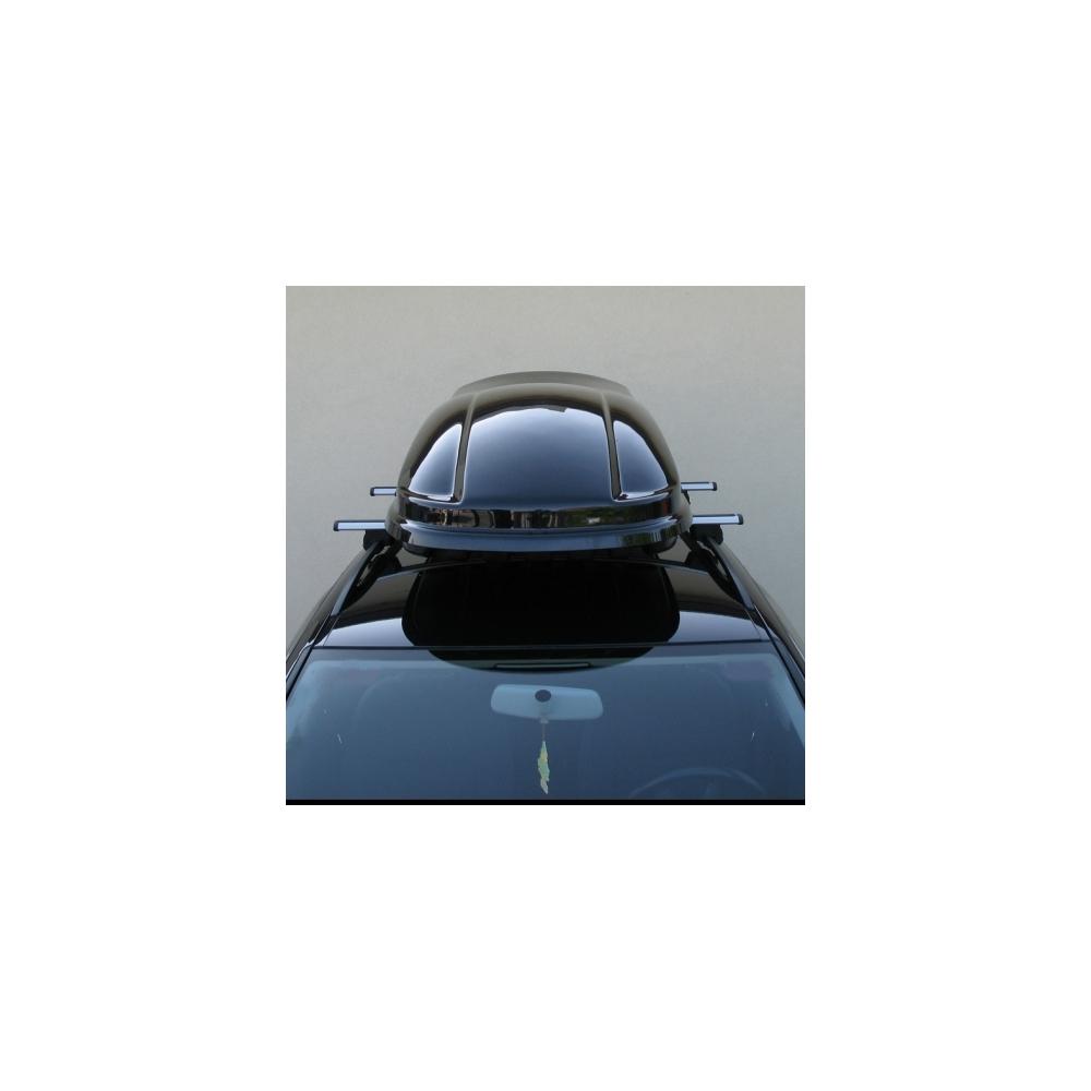 coffre de toit farad f3 marlin 480l noir m tallis. Black Bedroom Furniture Sets. Home Design Ideas