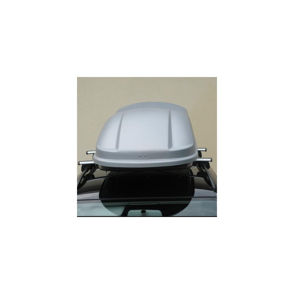 coffre de toit farad f3 marlin 530l gris. Black Bedroom Furniture Sets. Home Design Ideas