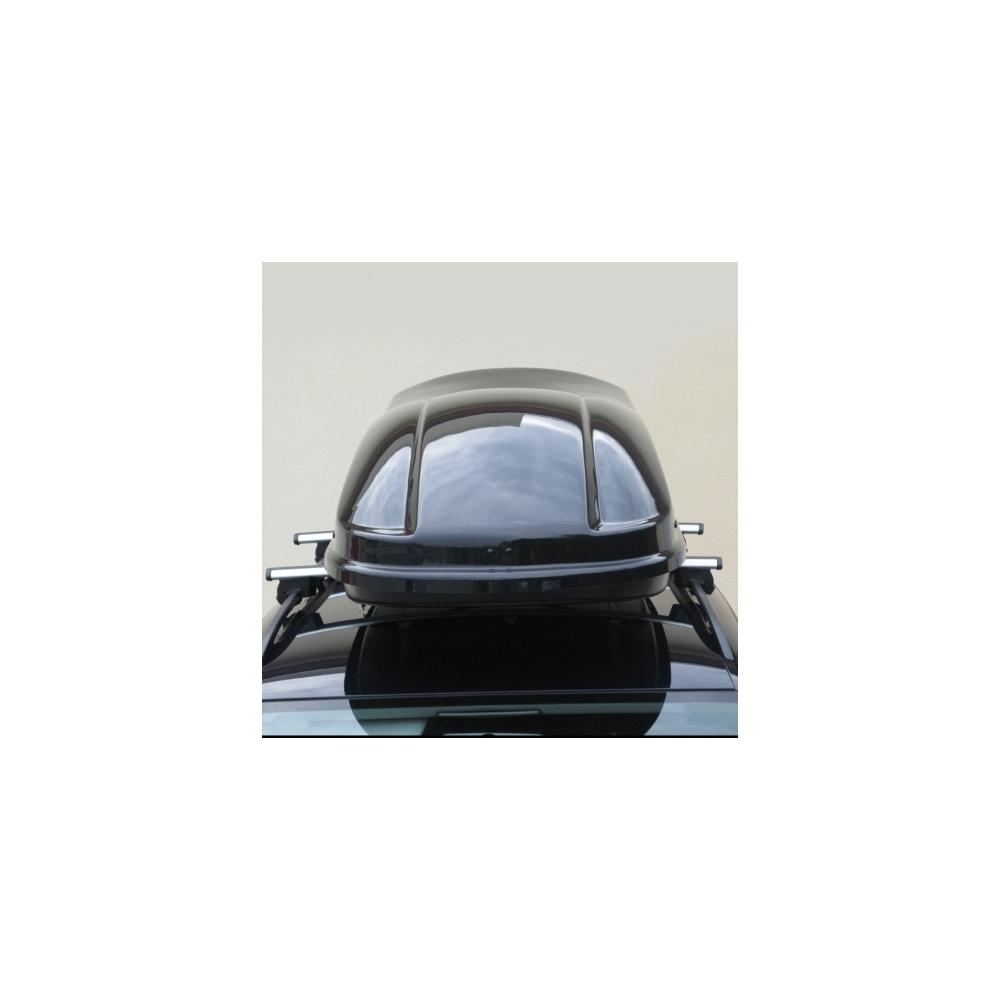 coffre de toit farad f3 marlin 530l noir m tallis. Black Bedroom Furniture Sets. Home Design Ideas