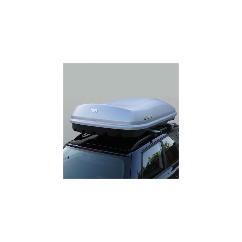 coffre de toit farad f3 marlin 680l gris. Black Bedroom Furniture Sets. Home Design Ideas