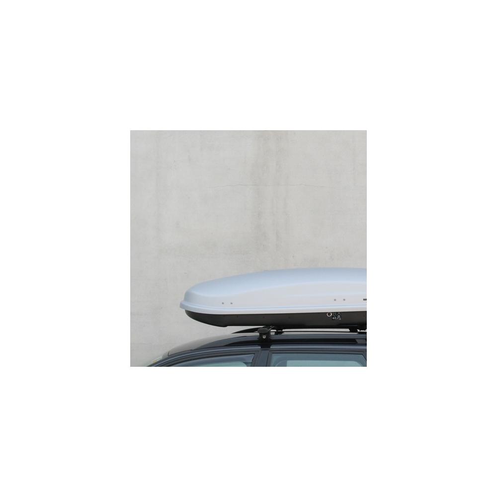 coffre de toit farad zeus 480l gris. Black Bedroom Furniture Sets. Home Design Ideas