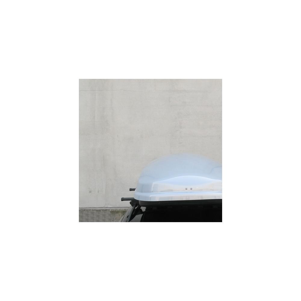 coffre de toit farad zeus 630l gris m tallis. Black Bedroom Furniture Sets. Home Design Ideas