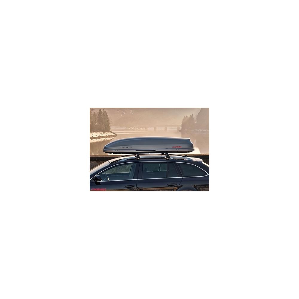 Coffre De Toit 450l : coffre de toit kamei corvara 475l gris mat ~ Louise-bijoux.com Idées de Décoration