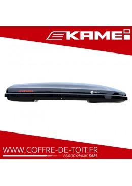COFFRE DE TOIT KAMEI OYSTER 450L NOIR BRILLANT