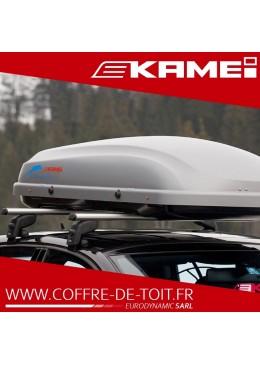 COFFRE DE TOIT KAMEI DELPHIN 340K GRIS MAT
