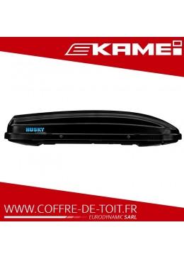 COFFRE DE TOIT KAMEI HUSKY L NOIR MAT