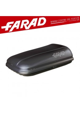 COFFRE DE TOIT FARAD F1 BARRACUDA 320L