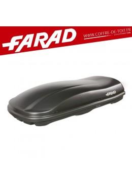 COFFRE DE TOIT FARAD F3 MARLIN 680L NOIR