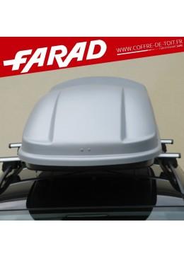 COFFRE DE TOIT FARAD F3 MARLIN 530L GRIS