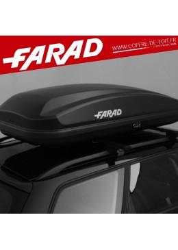 FARAD CRUB 430 LITRES NOIR PAS CHER
