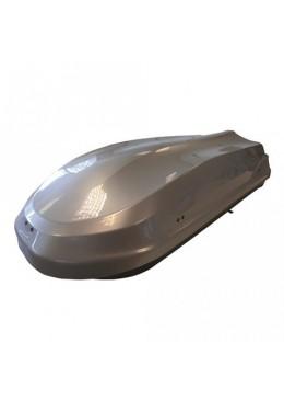 Coffre de toit FABBRI ADAMANTIS 460 gris métallisé